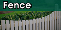 Wooden Fence, Split Rail & Post Fence, Vinyl Fence, Aluminum Fence, Chain Link Fence